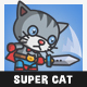 Super Hero Cat - GraphicRiver Item for Sale