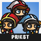 Tiny Style Priest - GraphicRiver Item for Sale