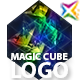 3D Magic Cube Logo Reveal - VideoHive Item for Sale