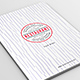 Modern Restaurant Menu Pack ( A4 Bifold + Trifold + Single Page A4 + BC) - GraphicRiver Item for Sale