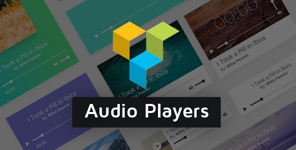 MP3 Audio Players for Visual Composer - CodeCanyon Item for Sale