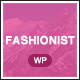 Fashionist - WooCommerce WordPress Theme - ThemeForest Item for Sale