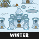 Top-Down Winter Tileset Nulled