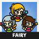 Tiny Style Fairy - GraphicRiver Item for Sale