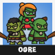 Tiny Style Ogre - GraphicRiver Item for Sale