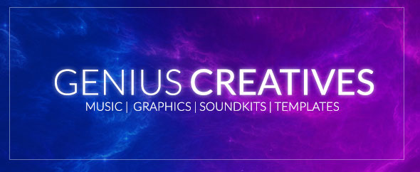 Genius creatives banner