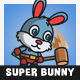 Super Hero Bunny Nulled