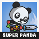 Super Hero Panda Nulled