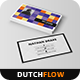 Art Business Card - GraphicRiver Item for Sale
