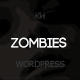 Zombies - Illustrated/Animated Coming Soon Plugin - CodeCanyon Item for Sale