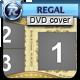 Regal Wedding DVD Cover - GraphicRiver Item for Sale