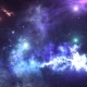 Abstract Sci-fi Video with Space, Galaxies, Nebulae, Stars. - VideoHive Item for Sale