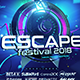 EDM Web Banner 2nd Edition - GraphicRiver Item for Sale