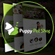 Petshop -  Pet Shop, Veterinary Template Nulled
