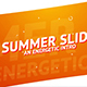Summer Slide - VideoHive Item for Sale