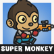 Super Hero Monkey - GraphicRiver Item for Sale