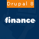 Finance, Consulting & Business Drupal 8 Theme