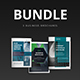 A4 Corporate Business Brochure Bundle - GraphicRiver Item for Sale