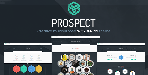 Prospect – Creative Multipurpose WordPress Theme