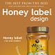 Honey label template - GraphicRiver Item for Sale