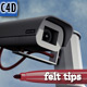 CCTV camera - 3DOcean Item for Sale