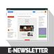 Canoe Multipurpose E-Newsletter II - GraphicRiver Item for Sale