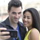Couple Taking Selfie - VideoHive Item for Sale