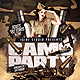 Camo Costume Party Flyer Template - GraphicRiver Item for Sale