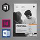 Kreatype Business Proposal v04 - GraphicRiver Item for Sale