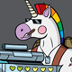Unicorn Soldier - GraphicRiver Item for Sale