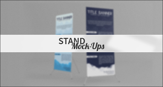 Stand Mock-Ups