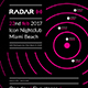 Radar Music Party Flyer - GraphicRiver Item for Sale