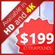 Special Offers & Guarantees Hanging Label Pack | HD 4K - VideoHive Item for Sale