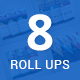Bundle of 8 Multipurpose Business Rollup Banners - GraphicRiver Item for Sale