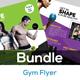 Fitness Flyer Bundle V6