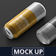 Can Mockup 500ml - GraphicRiver Item for Sale