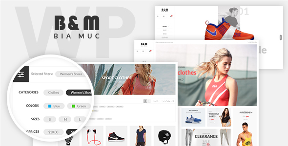 SNS BiaMuc – WooCommerce WordPress Theme