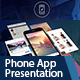 Phone App Presentation Template - VideoHive Item for Sale