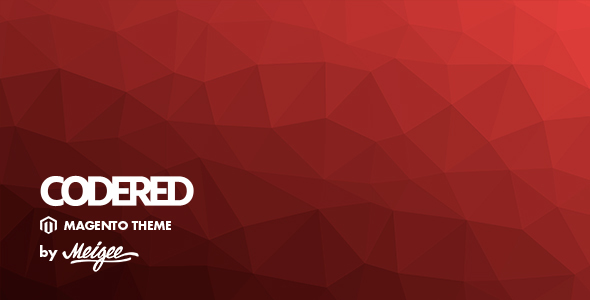 Codered – Responsive Magento Theme