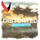 Distorted Opener With Titles - VideoHive Item for Sale