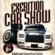 Exebition Car Show - GraphicRiver Item for Sale