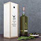 Minimalist Olive Oil Mockup - GraphicRiver Item for Sale
