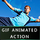 Gif animated Bubble blowing Photoshop action - GraphicRiver Item for Sale