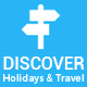 DISCOVER Location - Beach, Holidays, Hotel & Resort Responsive Theme Nulled
