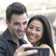 Young Couple Taking Selfie - VideoHive Item for Sale