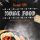 Home Food Flyer - GraphicRiver Item for Sale