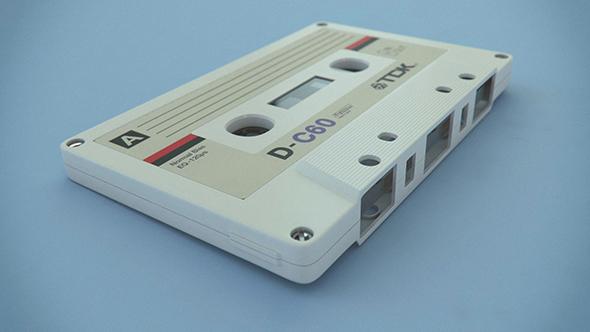 Cassete - 3DOcean Item for Sale