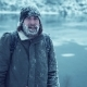 Smiling Man with Beard in Snow - VideoHive Item for Sale