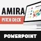 Amira - Pitch Deck Powerpoint Presentation Template - GraphicRiver Item for Sale