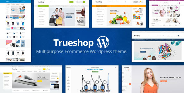 TrueShop – Multipurpose WordPress Theme